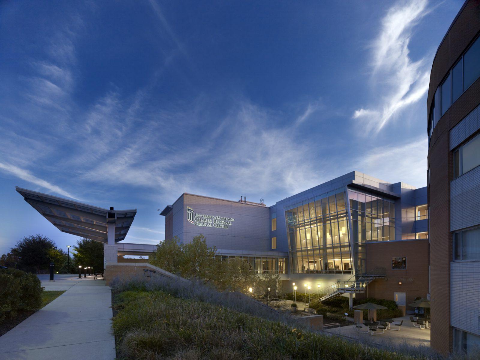 Charles Regional Medical Center