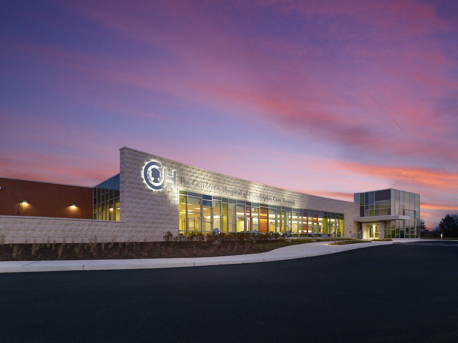 Childrens Hospital At Plainsboro