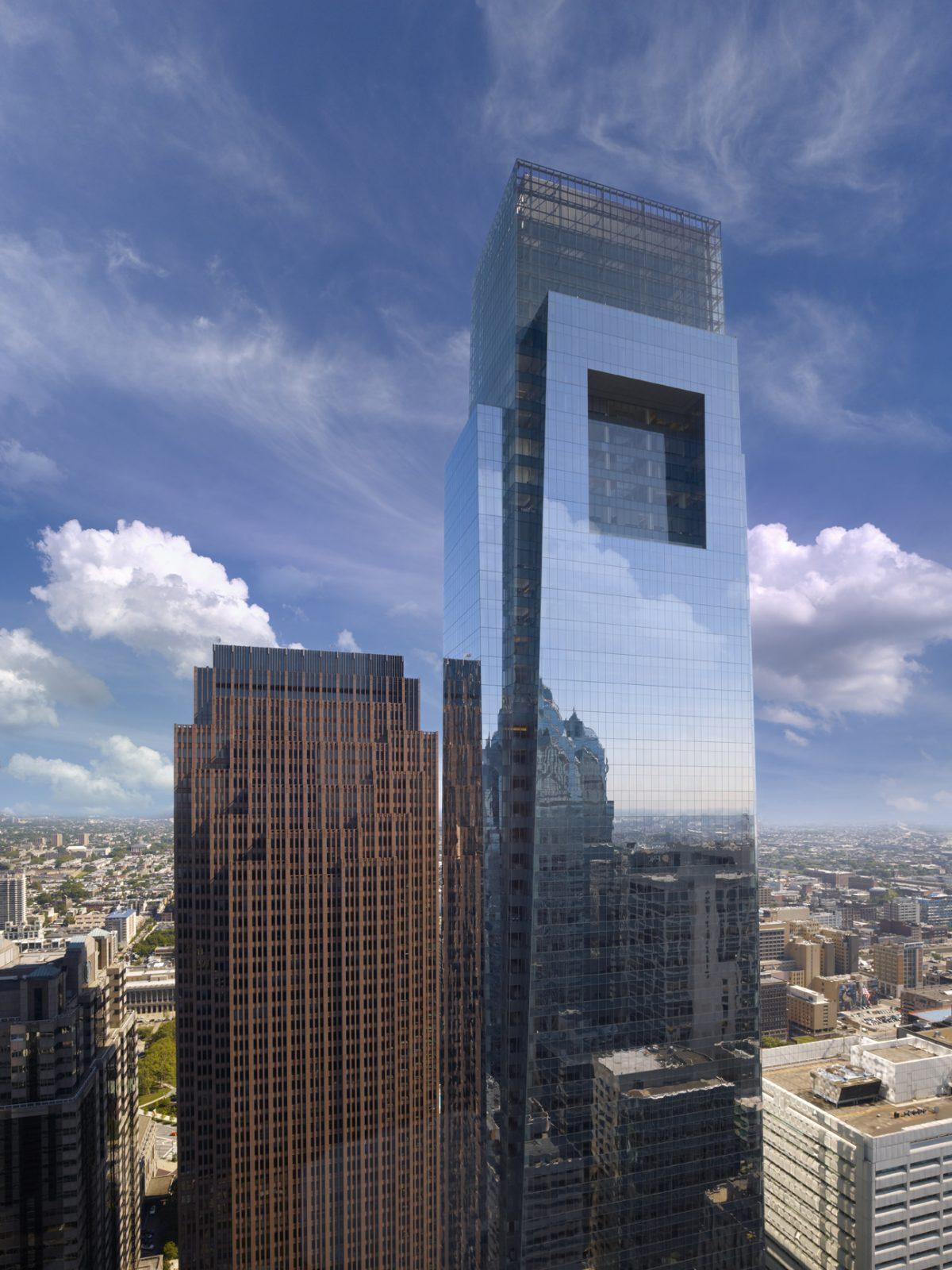 Comcast Tower