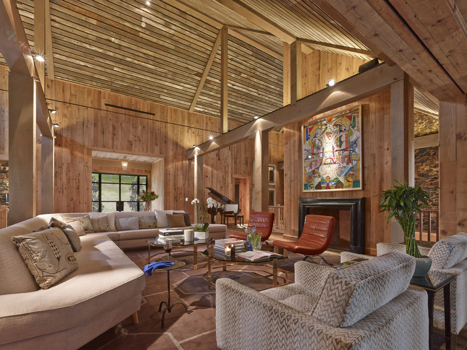 pennsylvania barn residence don pearse photographers architectural interiors advertising design photography